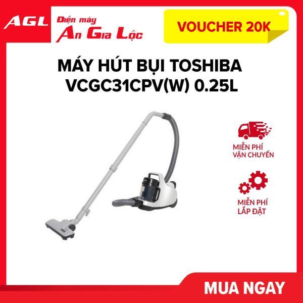 Máy hút bụi Toshiba VCGC31CPV(W) 0.25L