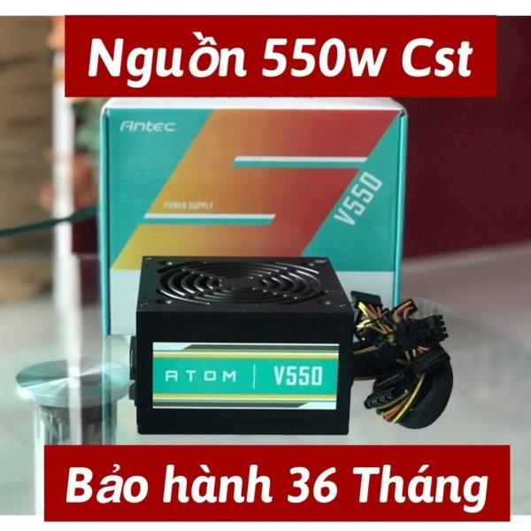Bảng giá Nguồn Antec Antom 550w New Bảo Hành 36 Tháng Phong Vũ