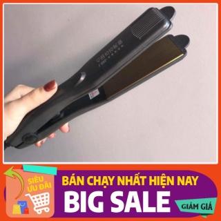 Máy duỗi tóc bản to chính hãng cao cấp chuyên salon GIÁ KHUYẾN MÃI SIÊU RẺ thumbnail