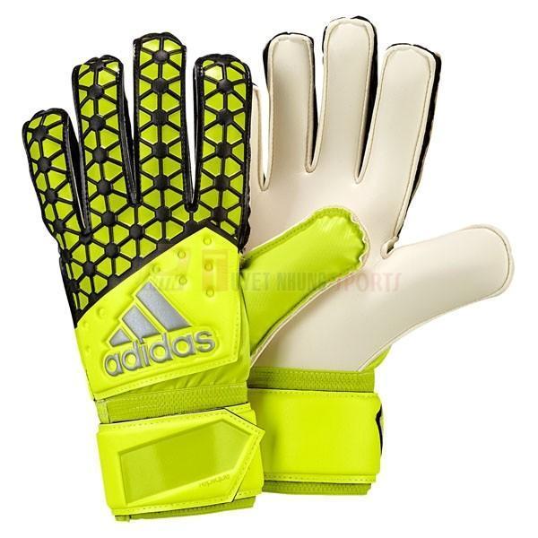 [Lấy mã giảm thêm 30%]Găng tay thủ môn cao cấp có size cho trẻ em và người lớn (có xương trợ ngón)