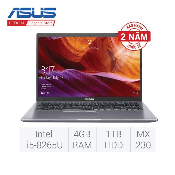 Bảng giá Laptop ASUS X509FJ-EJ153T (i5-8265U/4GD4/1T5/15.6FHD) - màu bạc, sản phẩm được bảo hành 2 năm ( bằng hóa đơn mua hàng) Phong Vũ