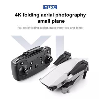 Flycam, Drone Mới Nhất 2021, Flycam Giá Rẻ - Flycam Mini, Máy Bay Camera Quay Video 4K Chất Lượng, Flycam SJRC S62 PRO Động Cơ Không Chổi Than Mạnh Mẽ, Hai Camera Kép, Camera 4K HD, Chống Rung Mới, Điều Khiển Từ Xa, Pin Trâu Bay Lâu thumbnail