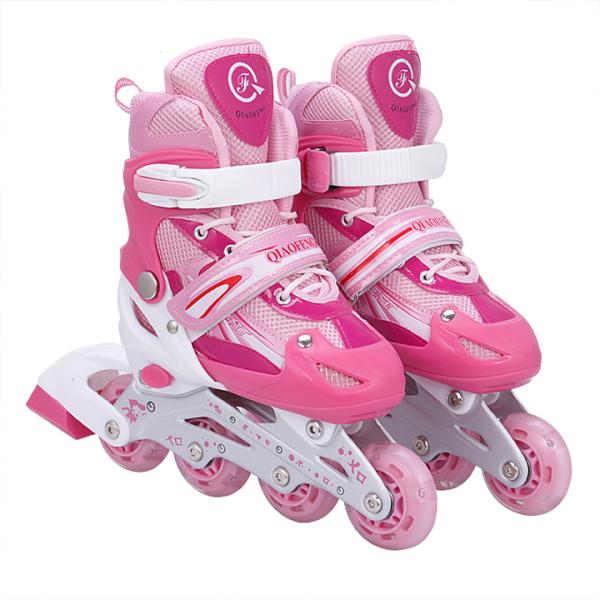 Phân phối Giày trượt patin kèm phụ kiện bảo vệ cho bé