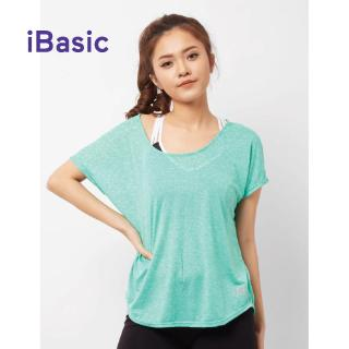 Áo thể thao tay ngắn iBasic IBX044 tặng túi bảo vệ môi trường thumbnail