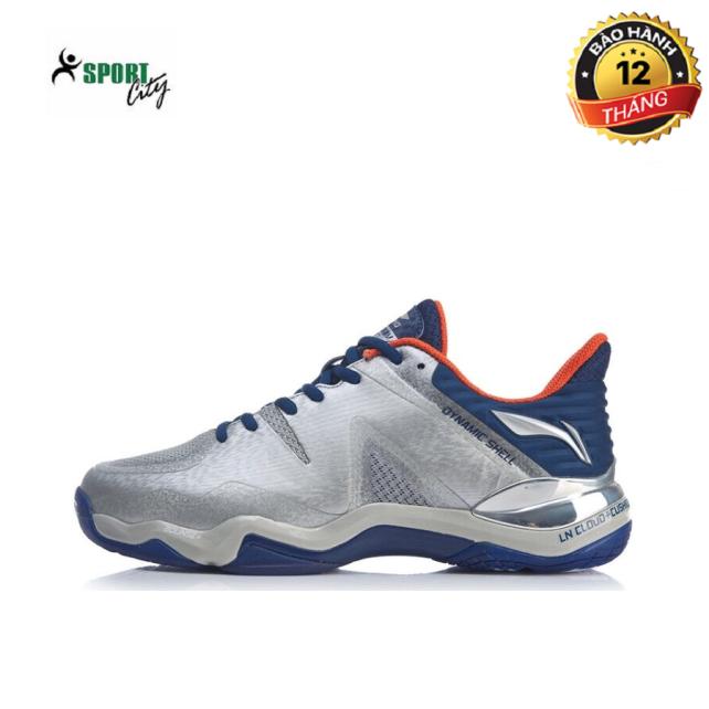 Giày cầu lông nam Lining AYZQ001-3 mẫu mới - Giày chơi cầu lông nam - Giày bóng chuyền chuyên dụng - Sportcity giá rẻ