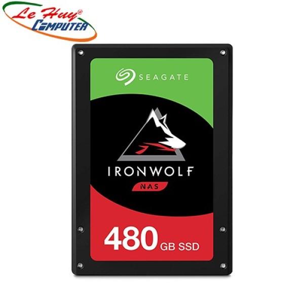 Bảng giá Ổ Cứng Ssd Seagate Ironwolf 110 480Gb 2.5 Sata (Za480Nm10011) Phong Vũ