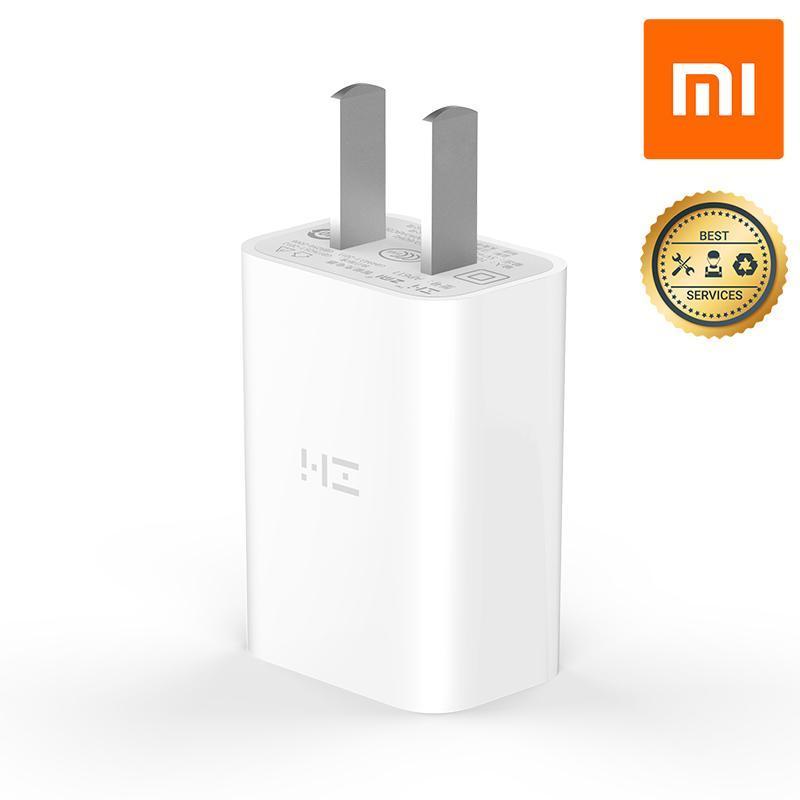 Giá Adapter Sạc Nhanh Xiaomi ZMI AP611 Adapter Sạc nhanh Xiaomi ZMi 5V 2A chuẩn 3C - AP611 (Trắng)