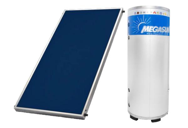 Bảng giá Máy nước nóng năng lượng mặt trời tấm phẳng - bình tách rời 300L
