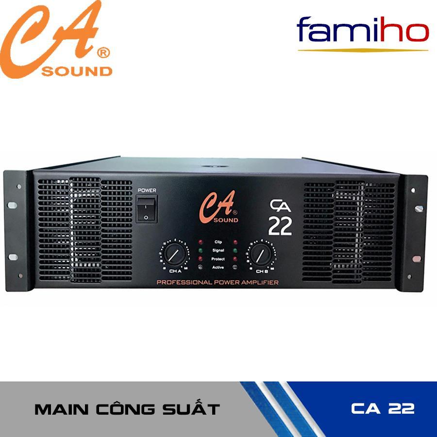 Vang số Casound CA-22