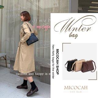 Túi đeo chéo nữ Micocah, Túi Micocah đeo vai, Túi đeo vai nữ Micocah, Túi Micocah kiểu dáng tiểu thư màu sắc nhẹ nhàng thích hợp cho nhiều dịp MSP 477 thumbnail