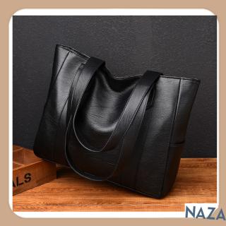 Túi xách nữ công sở da mềm kiểu dáng thanh lịch, sang trọng - Naza thumbnail