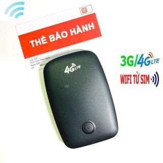 Máy phát sóng wifi 4G mf925, xài đa mạng, đa thiết bị - tặng kèm sim 4G thumbnail