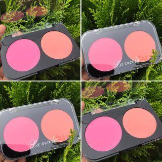 Má Hồng 2 Ô LAMEILA 5006 blusher nội địa chính hãng sỉ rẻ makeup chuẩn màu mềm mịn lâu trôi tông đáng yêu trẻ trung thumbnail