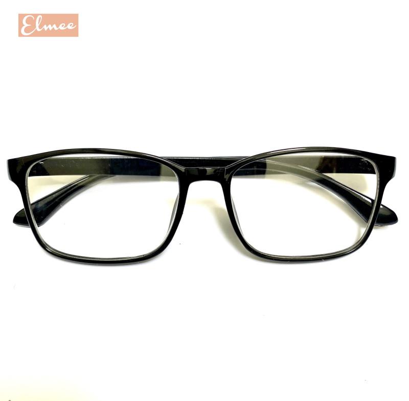 Giá bán Gọng kính cận chữ nhật Elmee - gọng dẻo màu sắc basic