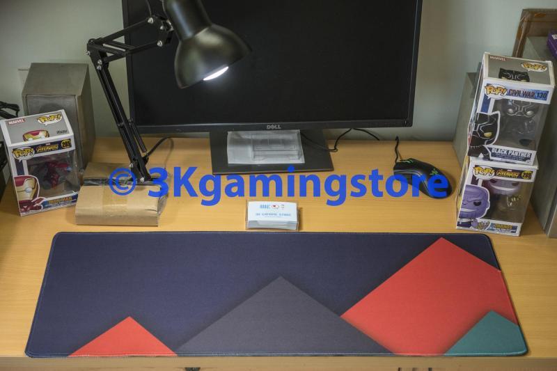 [70+ mẫu lót chuột]  Miếng lót chuột chơi game size lớn (mouse pad) kích thước 80x30 cm
