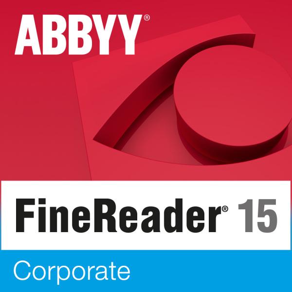 Bảng giá Phần mềm ABBYY FineReader Corporate 15 bản quyền Phong Vũ