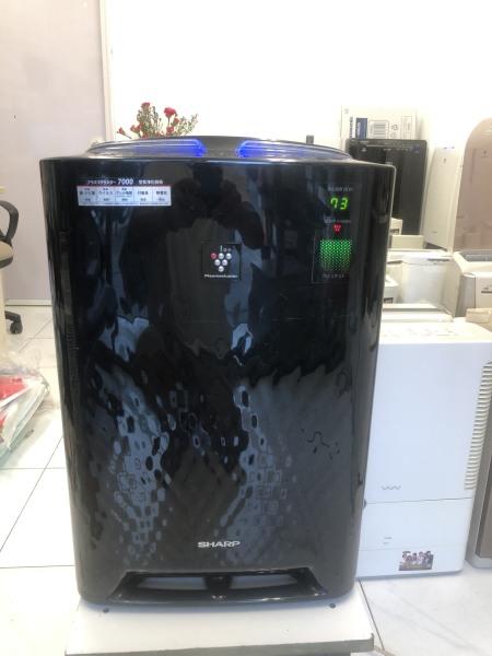Máy lọc không khí, có ion diệt khuẩn & bù ẩm Sharp KC-Z45 nội địa nhật