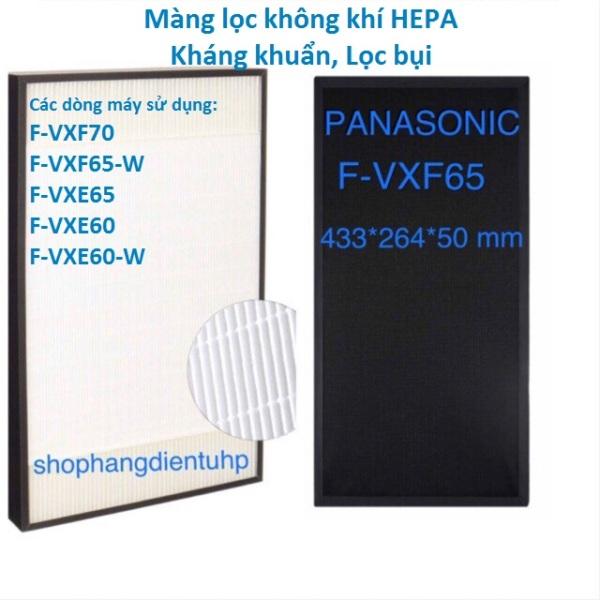 Bảng giá Màng lọc khí Hepa PANASONIC  F-VXF65 (433*265*50 mm )