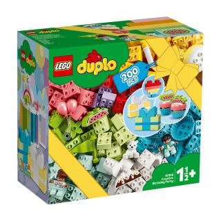 MYKINGDOM - LEGO DUPLO Bữa Tiệc Sinh Nhật Sáng Tạo 10958 thumbnail