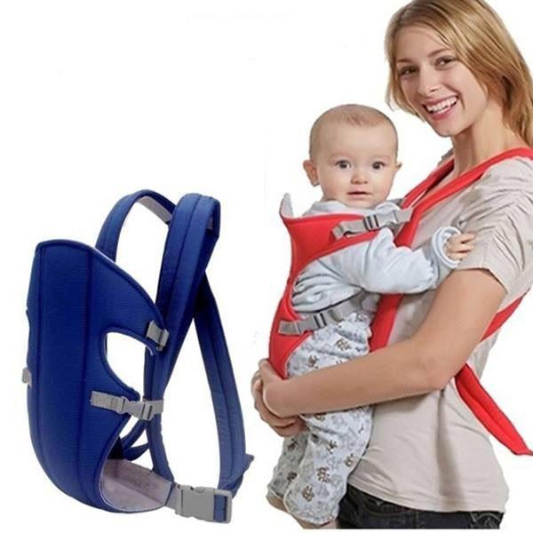 (GIAO NGẪU NHIÊN)Địu em bé 4 tư thế Baby Carrier CM101