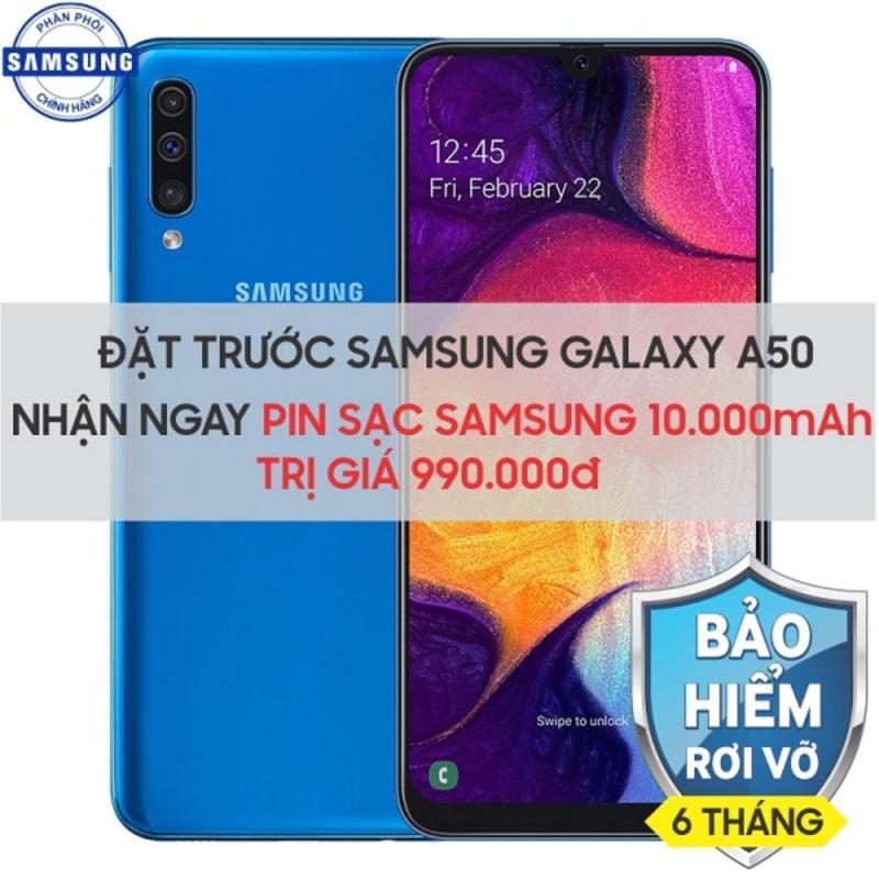 Samsung Galaxy A50 4GB/64GB - Hãng phân phối chính thức