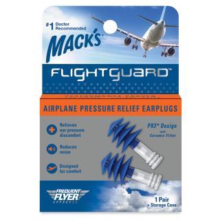 Hộp 1 đôi nút bịt đi máy bay Flight Guard - Chống ù tai,đau tai 17 (Tặng thêm 1 hộp 3 đôi) thumbnail