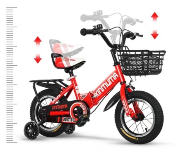 Mua Xe đạp cho bé sz16-sẵn đỏ