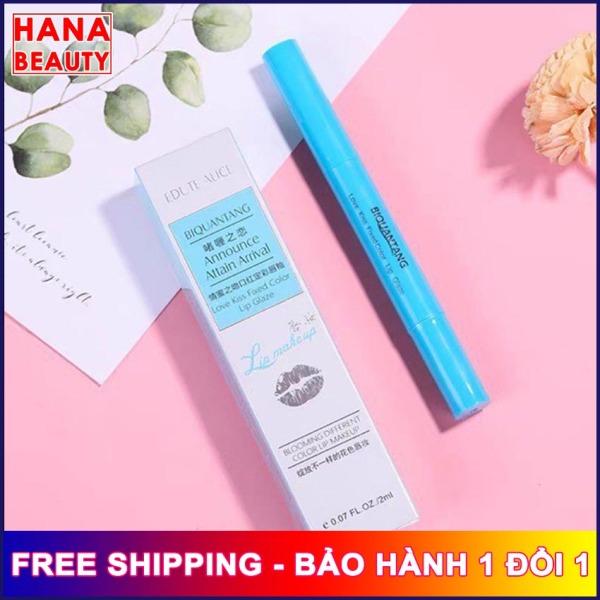 [HOT TREND] Gel khoá màu son môi siêu lì Lip Makeup hana tech giúp son không bay màu, không lem, bền màu, dưỡng môi - Hanatech giá rẻ
