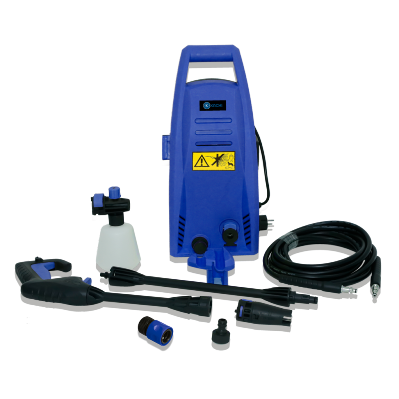 Máy xịt rửa xe cao áp M192 1200W, áp lực nước mạnh, vệ sinh sàn nhà, rửa xe