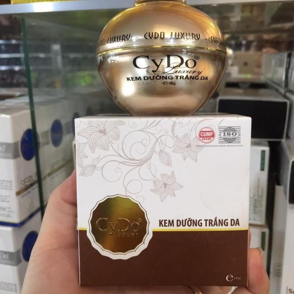 Kem dưỡng trắng chống nắng Cydo Luxury 16g nhập khẩu