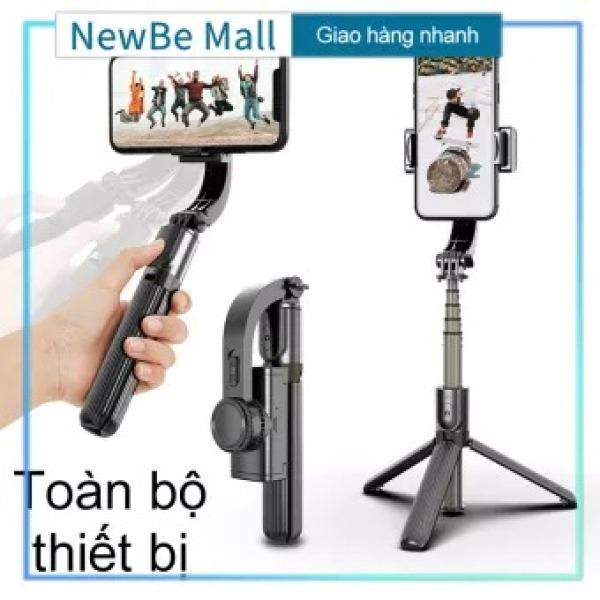 【BH 1 ĐỔI 1】Tay Cầm Chống Rung Điện Tử Gimbal L08 Có Bluetooth -Có Chân Đỡ Tự Đứng