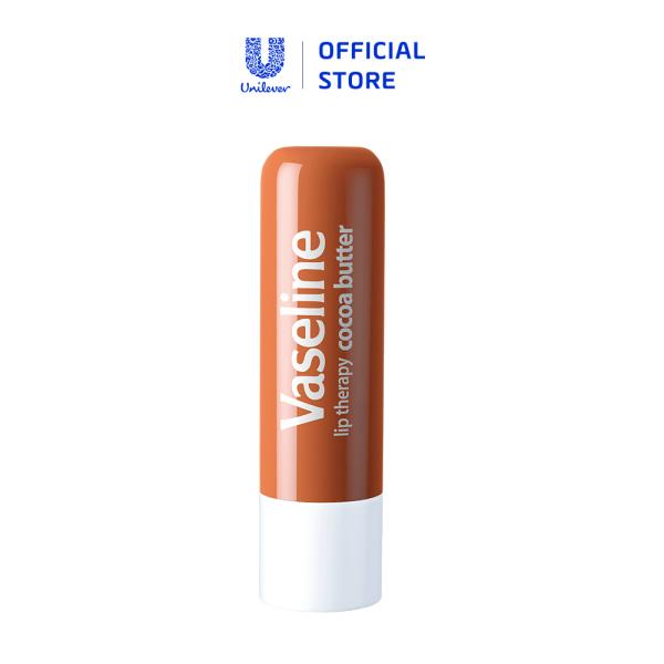 Son dưỡng môi Vaseline bơ cacao dạng thỏi 4.8g