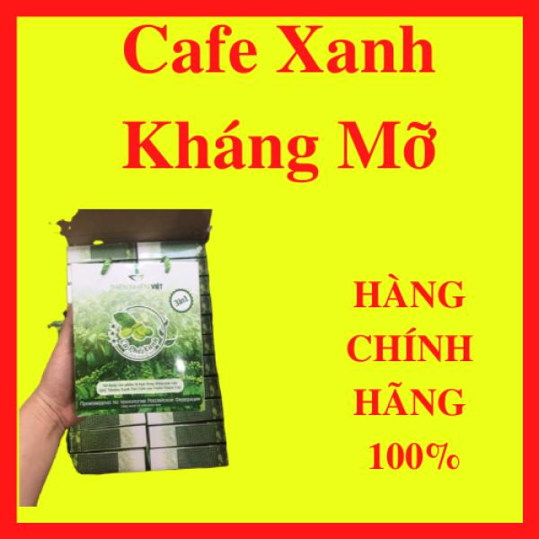 Cà phê xanh kháng mỡ THIÊN NHIÊN VIỆT Hộp 10 gói
