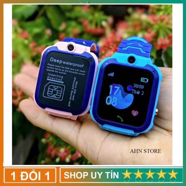 Đồng Hồ Thông Minh Định Vị Trẻ Em DW28 Chống nước tuyệt đối Hỗ Trợ Camera, Tích Hợp Đèn Pin Giao Diện Tiếng Việt , đồng hồ nghe gọi , smartwatch , dùng cho smarphone android , ios , Lắp được sim , chụp ảnh