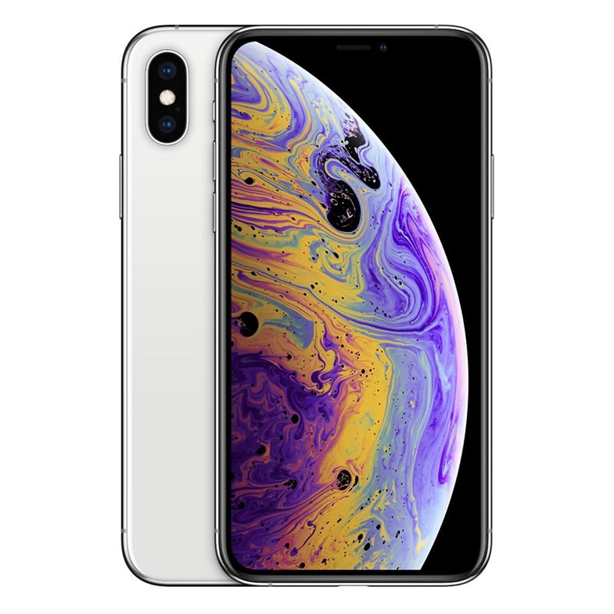 Điện Thoại iPhone XS Max 256GB - Hàng Nhập Khẩu - Silver