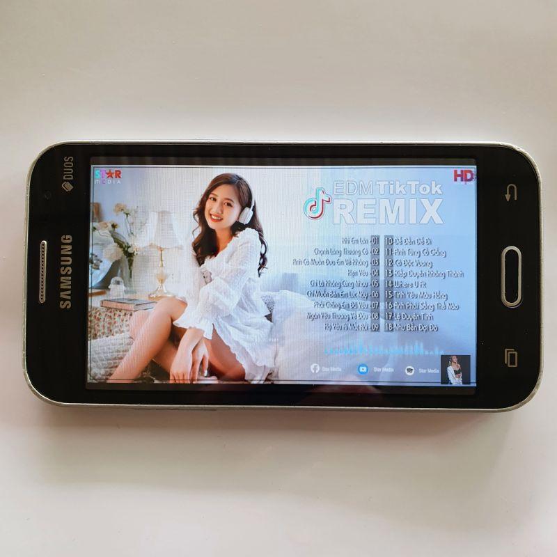 Điện thoại giá rẻ Samsung Coprime lướt mượt đầy đủ chức năng nghe gọi, giải trí, mạng xã hội (Tặng kèm ốp lưng đẹp)