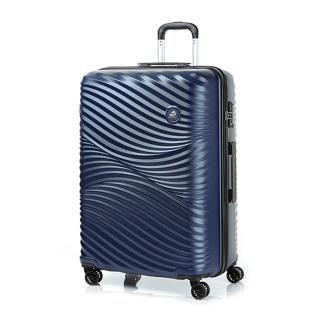 [Miễn Phí Ship ] Vali nhựa Kamiliant Waikiki TSA - Size 67 24 Hệ thống 4 bánh đôi 360 độ vận hành êm nhẹ,Khóa số tích hợp TSA tiêu chuẩn Hoa Kỳ thumbnail
