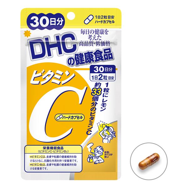 Viên uống DHC Bổ sung Vitamin C Nhật Bản cao cấp