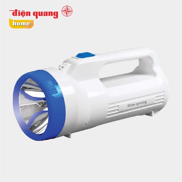 Đèn Pin LED Điện Quang ĐQ PFL06 R ( Pin sạc ), Đèn sạc de bàn, đèn sạc led điện quang, bóng đèn sạc điện, đèn LED sạc tích điện, đèn sạc tiện lợi, đèn sạc cỡ lớn, đèn điện quang