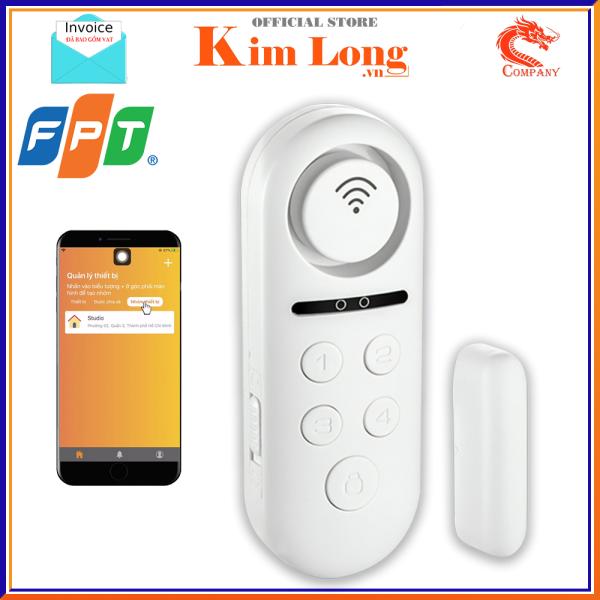 FPT iHome Alarm - Cảm biến cửa chống trộm thông minh FPT - Bảo hành 12 tháng chính hãng FPT