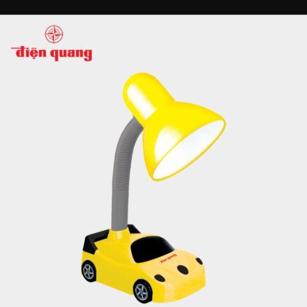 [ CHÍNH HÃNG] Đèn bàn bảo vệ đôi mắt Điện Quang tặng kèm bóng, Đèn LED để bàn hình thú dễ thương , đèn chiếu sáng, đèn sạc thông minh