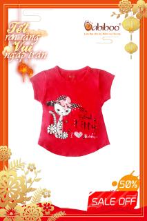 Áo bé gái in hình cute BABIBOO - BB69 thumbnail