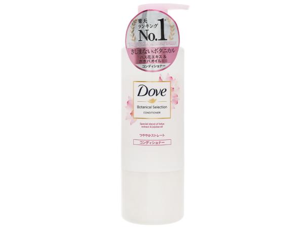 Kem xả Dove giúp tóc bóng mượt chiết xuất hoa sen và dầu jojoba 500g nhập khẩu