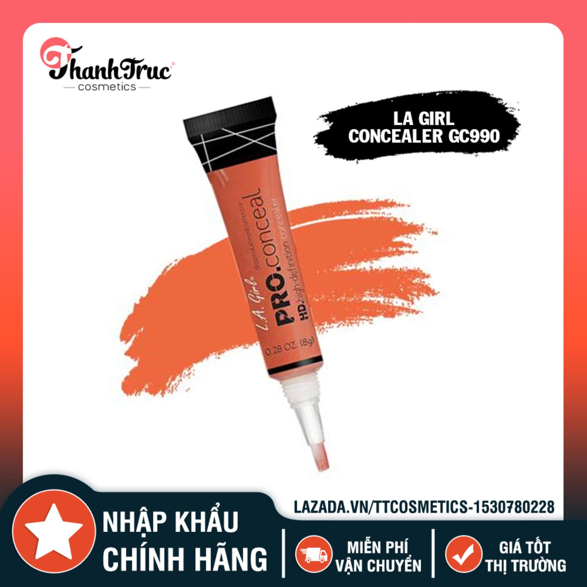 Che Khuyết Điểm L.A Girl Pro Conceal HD High Definition Concealer tốt nhất