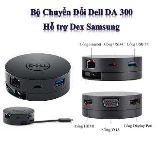 Bộ chuyển đổi Dell - DA300 6 IN 1 ( Hỗ trợ Dex Samsung ) thumbnail