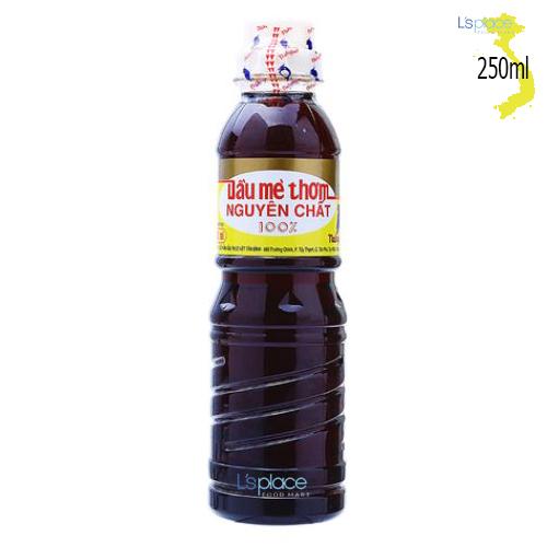 Dầu mè thơm nguyên chất 100% hiệu Nakydaco 250ml