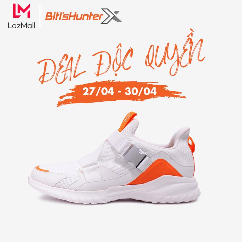 Giày Thể Thao Nam Bitis Hunter X - Summer 2k19 BKL DSMH01000TRG giá rẻ