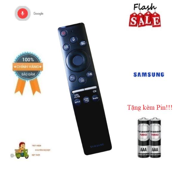 Bảng giá Remote Điều khiển giọng nói tivi Samsung 2021 Made In Indonesia (dùng cho TV 2015 đến 2021)- Hàng mới chính hãng