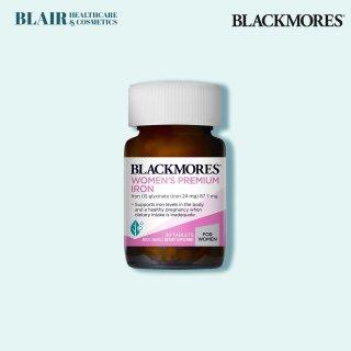 Viên uống bổ sung sắt cho bà bầu Blackmores (30 viên) thumbnail