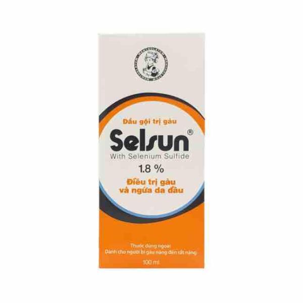 Dầu gội đặc trị gàu nặng Selsun 1.8% giá rẻ